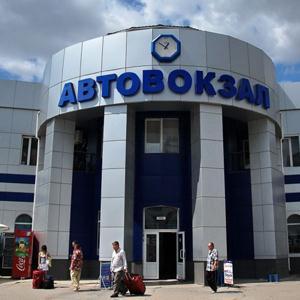 Автовокзалы Сосково
