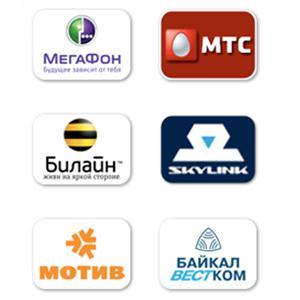 Операторы сотовой связи Сосково